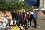 CANStruction Fundraiser