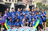 Team Tsunami, St. Rose Regatta for Breast Cancer Awareness