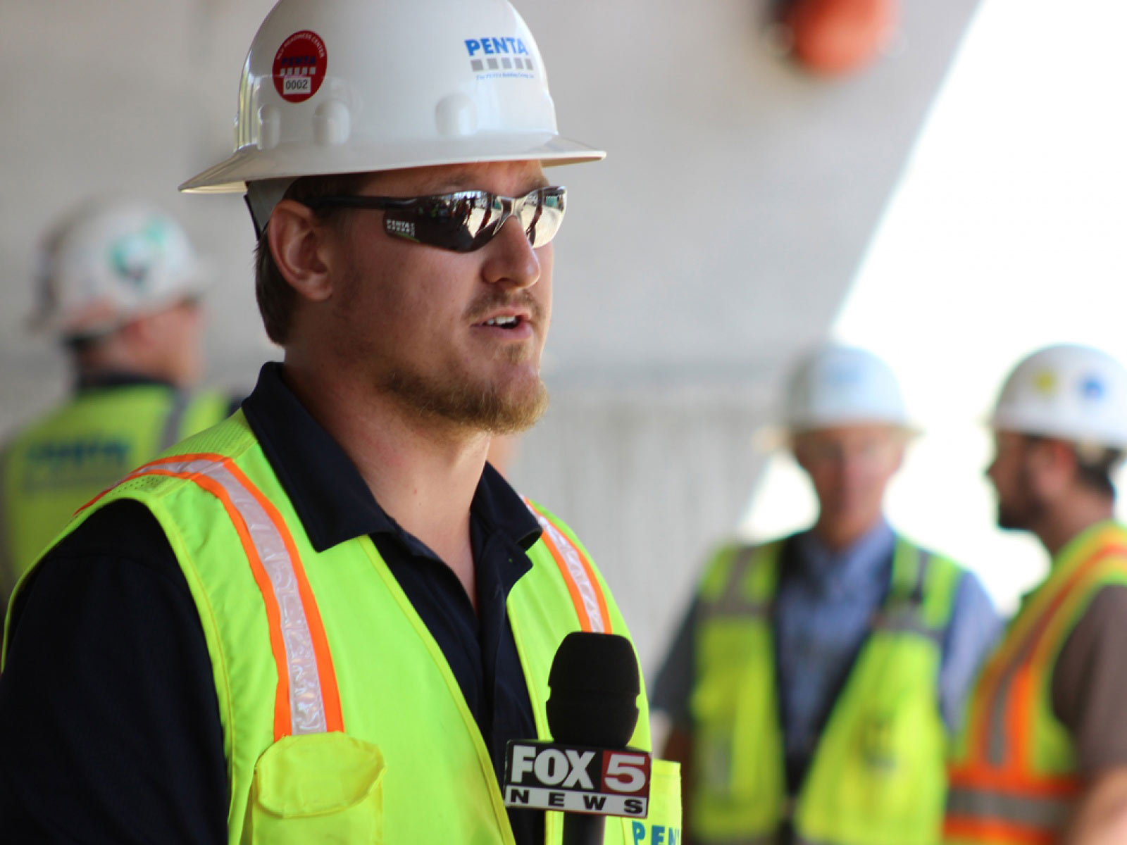 FOX5 News Interviews PENTA's Paul Dutmer, Lucky Dragon Project Manager