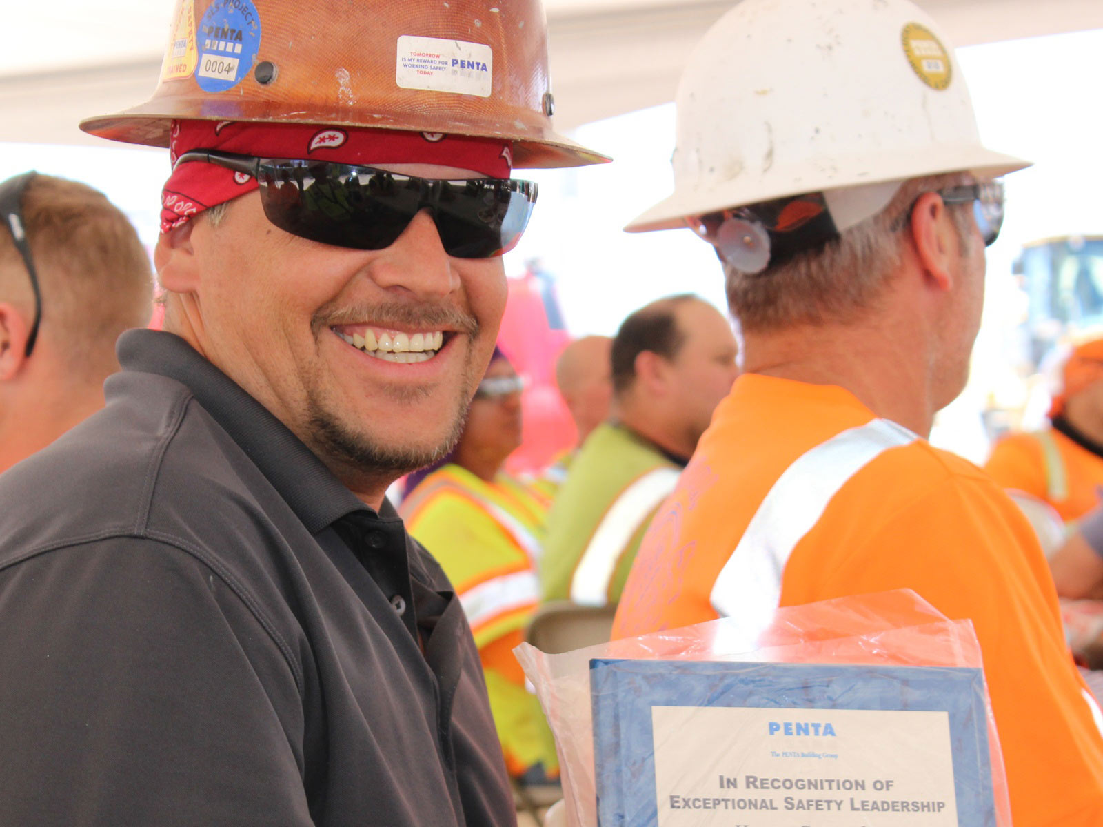 Exceptional Safety Award