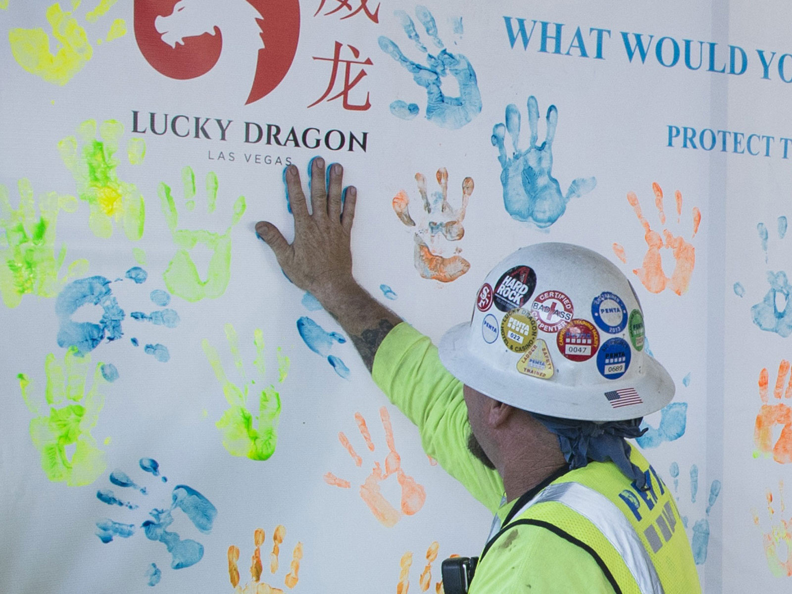Safety Stand-Down - Lucky Dragon Job-Site