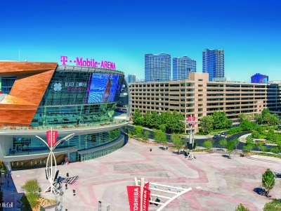 NCA|AGC Contractor of the Year AND Project of the Year - T-Mobile Arena