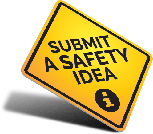 Submit A Safety Idea